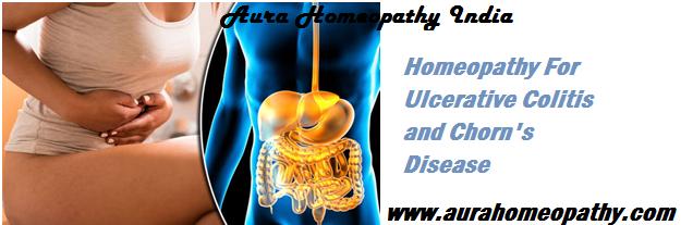 CROHN'S DISEASE - ULCERATIVE COLITIS Homeopathy Treatment Homeopathy Doctor India