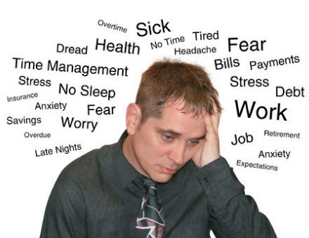 Stress Anxiety Homeopathy Doctor India